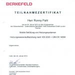 Berkefeld VDI 2035 2013 (II)