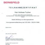Berkefeld VDI 2035 2013 (III)